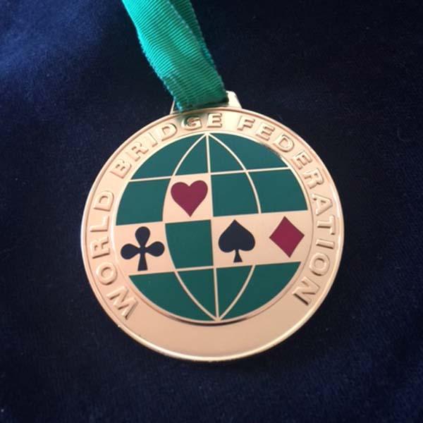 New Medal 160107